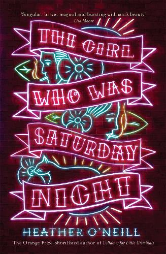 The Girl Who Was Saturday Night (Paperback)