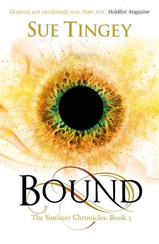 Bound: The Soulseer Chronicles Book 3 - The Soulseer Chronicles (Paperback)