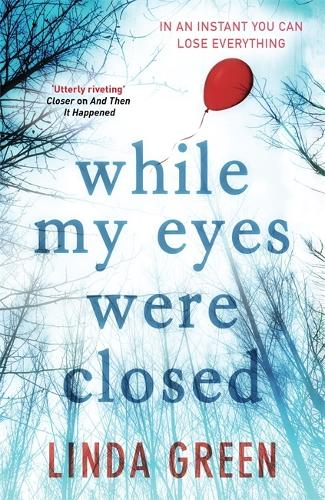 While My Eyes Were Closed (Paperback)