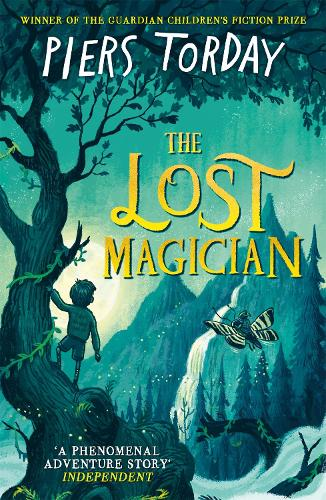 The Lost Magician (Paperback)