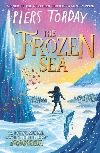 The Frozen Sea (Paperback)