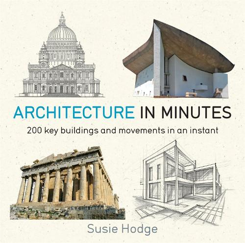 Architecture In Minutes - In Minutes (Paperback)