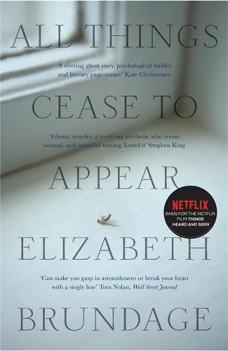 All Things Cease to Appear (Paperback)