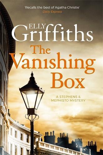 The Vanishing Box: Stephens and Mephisto Mystery 4 - Stephens and Mephisto (Hardback)