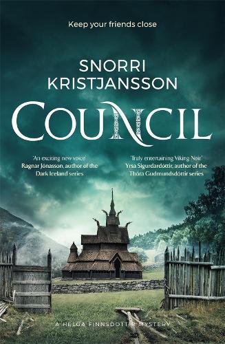 Council: Helga Finnsdottir Book II - The Helga Finnsdottir Mysteries (Paperback)