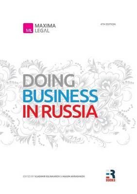 Doing Business in Russia (Paperback)