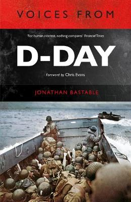 Voices from D-Day (Paperback)