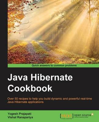 Java Hibernate Cookbook (Paperback)