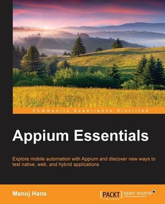 Appium Essentials (Paperback)
