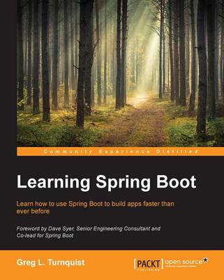 Learning Spring Boot (Paperback)