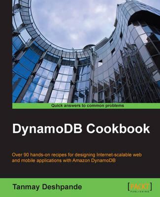 DynamoDB Cookbook (Paperback)