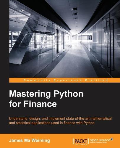 Mastering Python for Finance (Paperback)