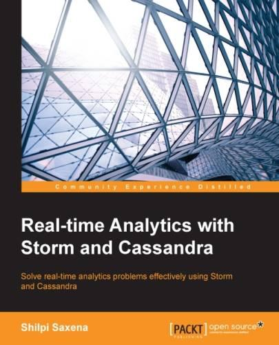 Real-time Analytics with Storm and Cassandra (Paperback)