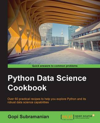 Python Data Science Cookbook (Paperback)