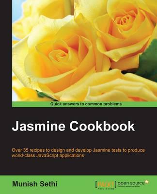 Jasmine Cookbook (Paperback)