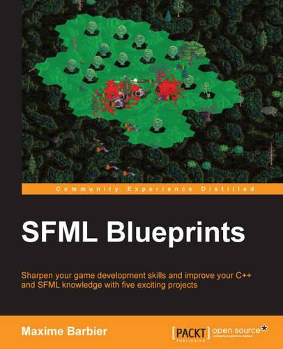 SFML Blueprints (Paperback)