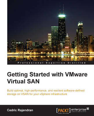 Getting Started with VMware Virtual SAN (Paperback)