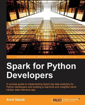 Spark for Python Developers (Paperback)