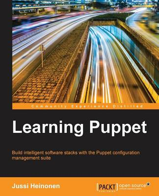 Learning Puppet (Paperback)
