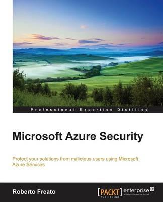 Microsoft Azure Security (Paperback)