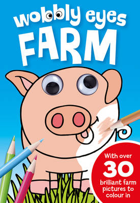 Busy Farm - Sticker & Activity Colour By Numbers (Hardback)