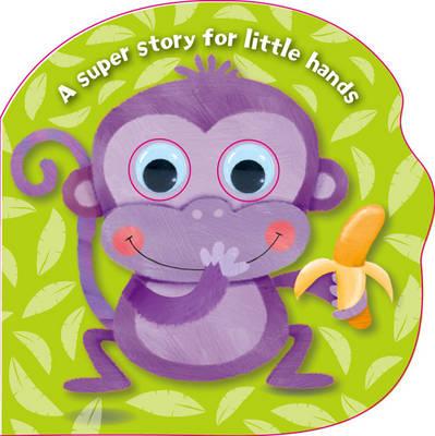 Monkey - Hand Puppet Fun (Board book)