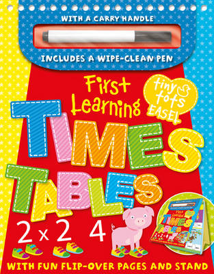 Times Tables - Tiny Tots Easels (Spiral bound)