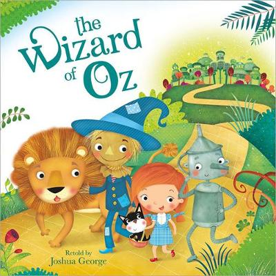 The Wizard of Oz - Picture Storybooks (Paperback)