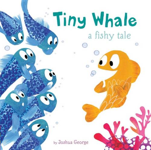 Tiny Whale - Picture Story Books (Paperback)