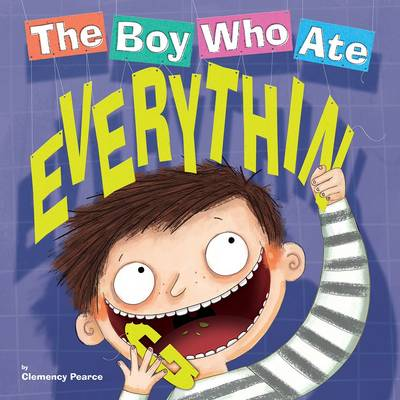 The Boy Who Ate Everything - Picture Storybooks (Paperback)