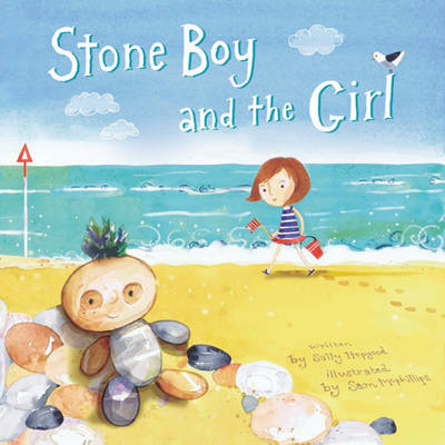 Stone Boy and the Girl - Picture Storybooks (Paperback)