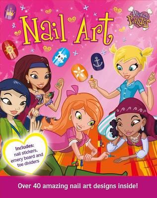Princess Pirates Nail Art - Princess Pirates Activity (Hardback)