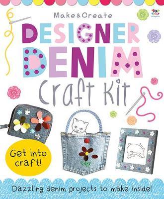 Designer Denim Craft Kit - Make & Create Craft Kits