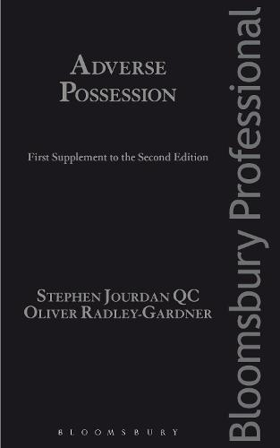 Adverse Possession: First Supplement to the Second Edition (Paperback)