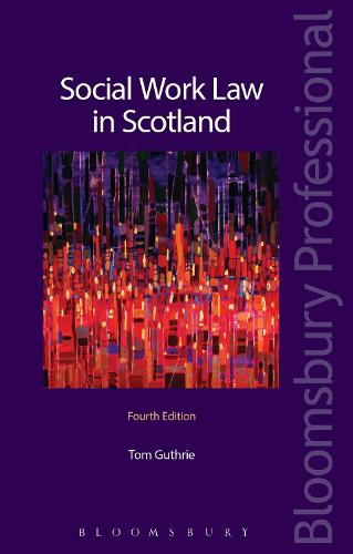 Social Work Law in Scotland (Paperback)