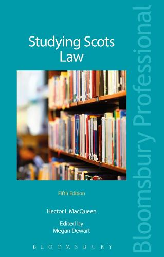 Studying Scots Law (Paperback)