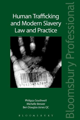 Human Trafficking and Modern Slavery: Law and Practice (Paperback)
