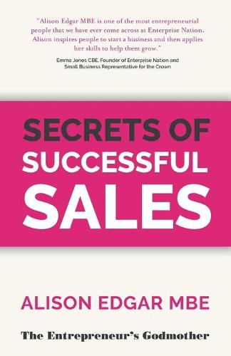 Secrets of Successful Sales (Paperback)