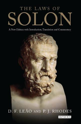 The Laws of Solon: A New Edition with Introduction, Translation and Commentary (Paperback)