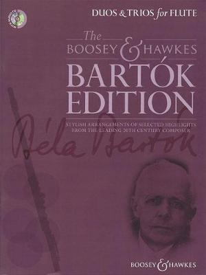 Bartok Duos & Trios: For Flute