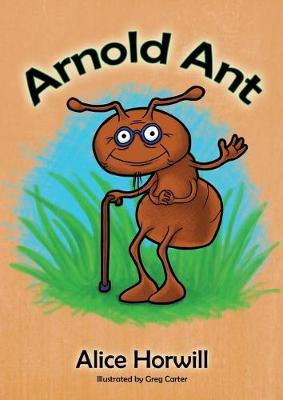 Arnold Ant (Paperback)