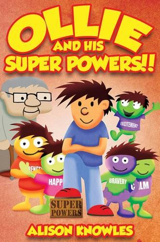 Ollie and His Super Powers!! (Hardback)