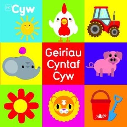 Geiriau Cyntaf Cyw (Paperback)