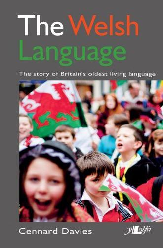 It's Wales: The Welsh Language (Paperback)