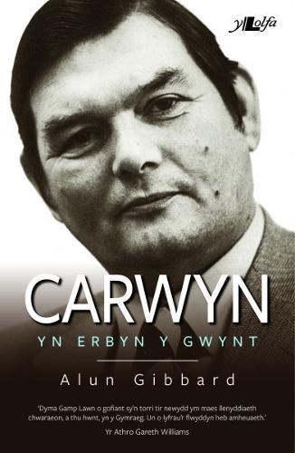 Carwyn - yn Erbyn y Gwynt (Paperback)