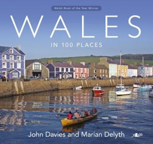 Wales in 100 Places (Paperback)