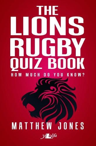 Lions Rugby Quiz Book, The (Paperback)