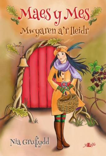 Cyfres Maes y Mes: Mwyaren a'r Lleidr (Paperback)
