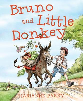 Bruno and Little Donkey (Paperback)
