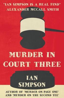 Murder in Court Three (Paperback)
